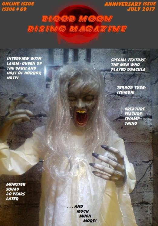 Blood Moon Rising Magazine Issue #69 - Home
